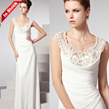 Wholesale Coniefox White Best Lace alibaba Wedding Dresses 81601