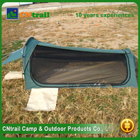 New style waterproof canvas fabric outdoor camping swag