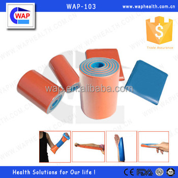 Trade Assurance Orthopedic surgical first aid medical splint
