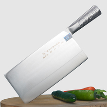Chinese Supplier Forever Sharp Chopping Knives Steel Handle Chef Knife