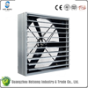 HS-1380 brand for sale big herdsman heavy duty galvanized steel warehouse exhaust fan with 3 FRP blade and cross pole