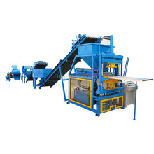 automatic brick making machine price HBY2-10 clay brick making machine
