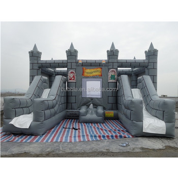jumbo inflatable bouncers/inflatable castle for rental