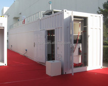 Mobile fuel station tank container made in China