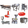 tomato paste processing equipment from Shanghai factory