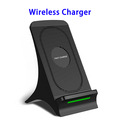 Amazon Hot Selling QI Fast Wireless Charger Stand for Samsung