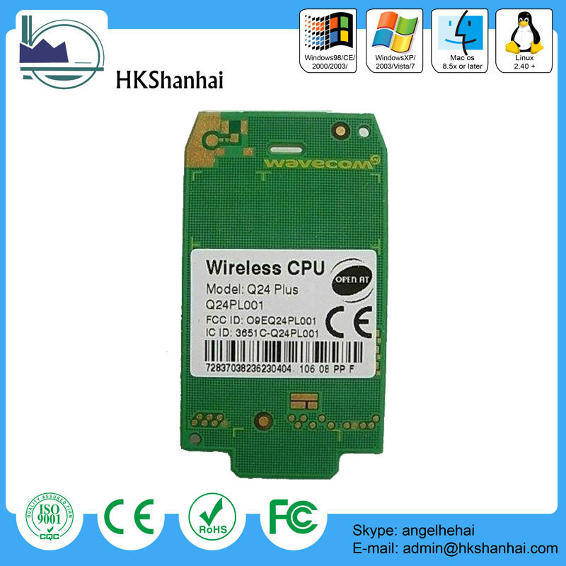 Hot offer 3g gsm modem gprs wireless module with wavecom Q24 plus