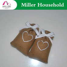 New Product Promotion Gift Aroma Scented Linen Sachet Bag