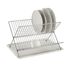 Hot selling kitchen cabinet dish drying rack