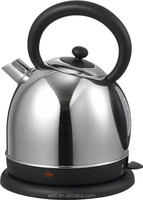 Italy Delonghi Stainless steel 1.7L water kettle with 360 degree rotation base