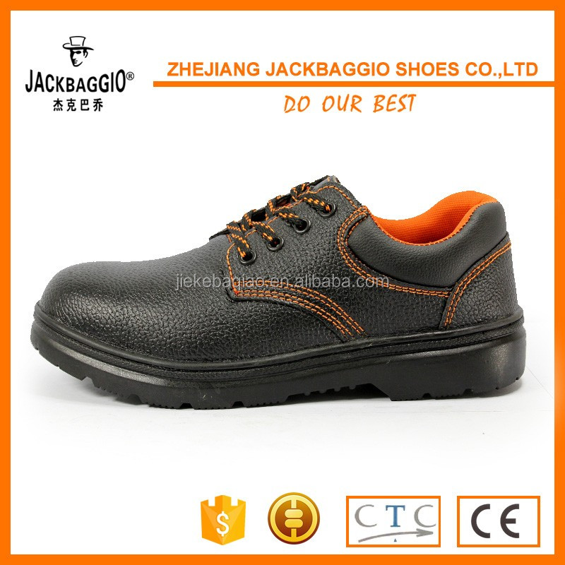 protection equipment cheap professional working wenzhou safety shoes supplier