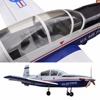 "rc fiberglass warbirds T-6A Texan 78.7"" gas 30cc giant scale rc airplane"