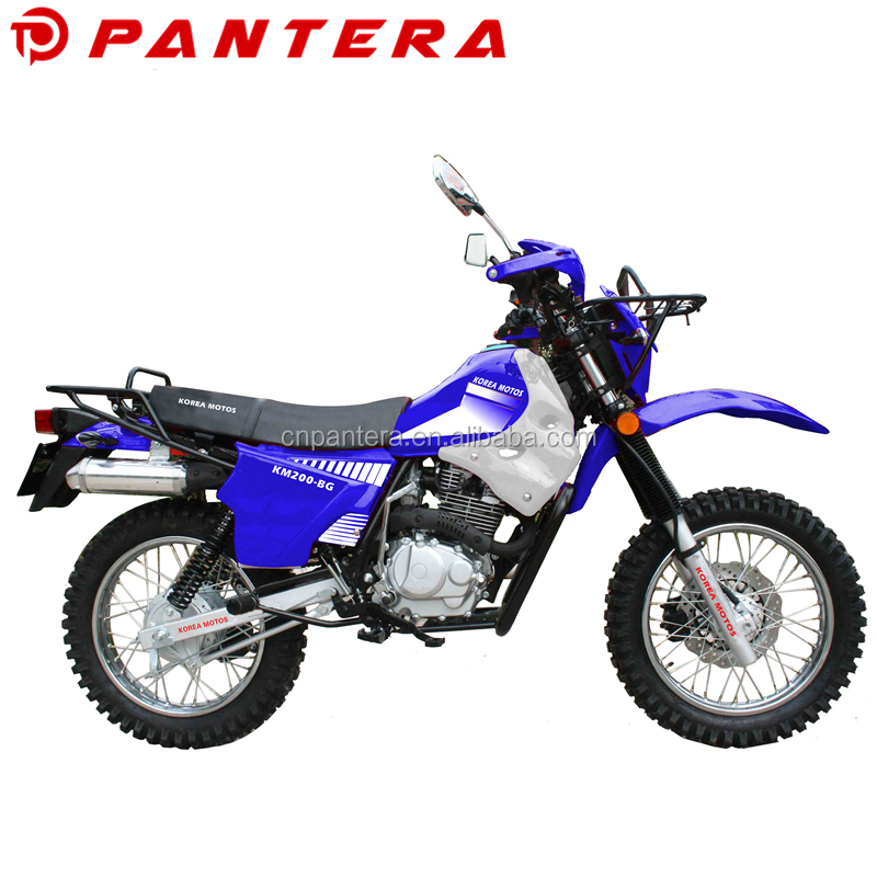 Low Price 2018 New Single Cylinder 125cc Cheap Off Road Motorcycle