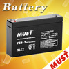 Long Life 12V 220Ah Sealed Lead Acid Battery for Solar System from Trade Assurance