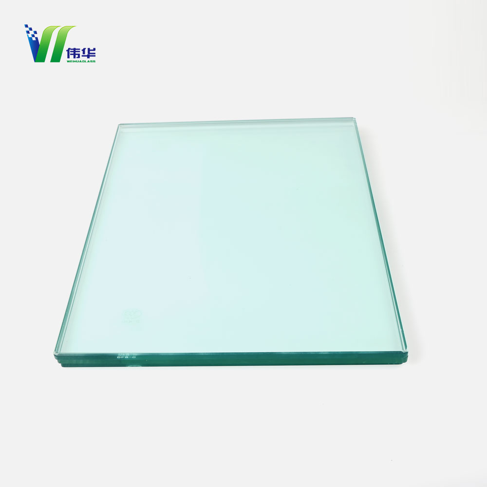 10mm thick panel clear/ultra clear/tinted/stained/colored tempered glass for commercial building