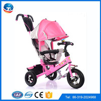 2015 Alibaba hot selling New style High Quality tricycle for kids/China eec trike 3 wheel kid motor tricycle