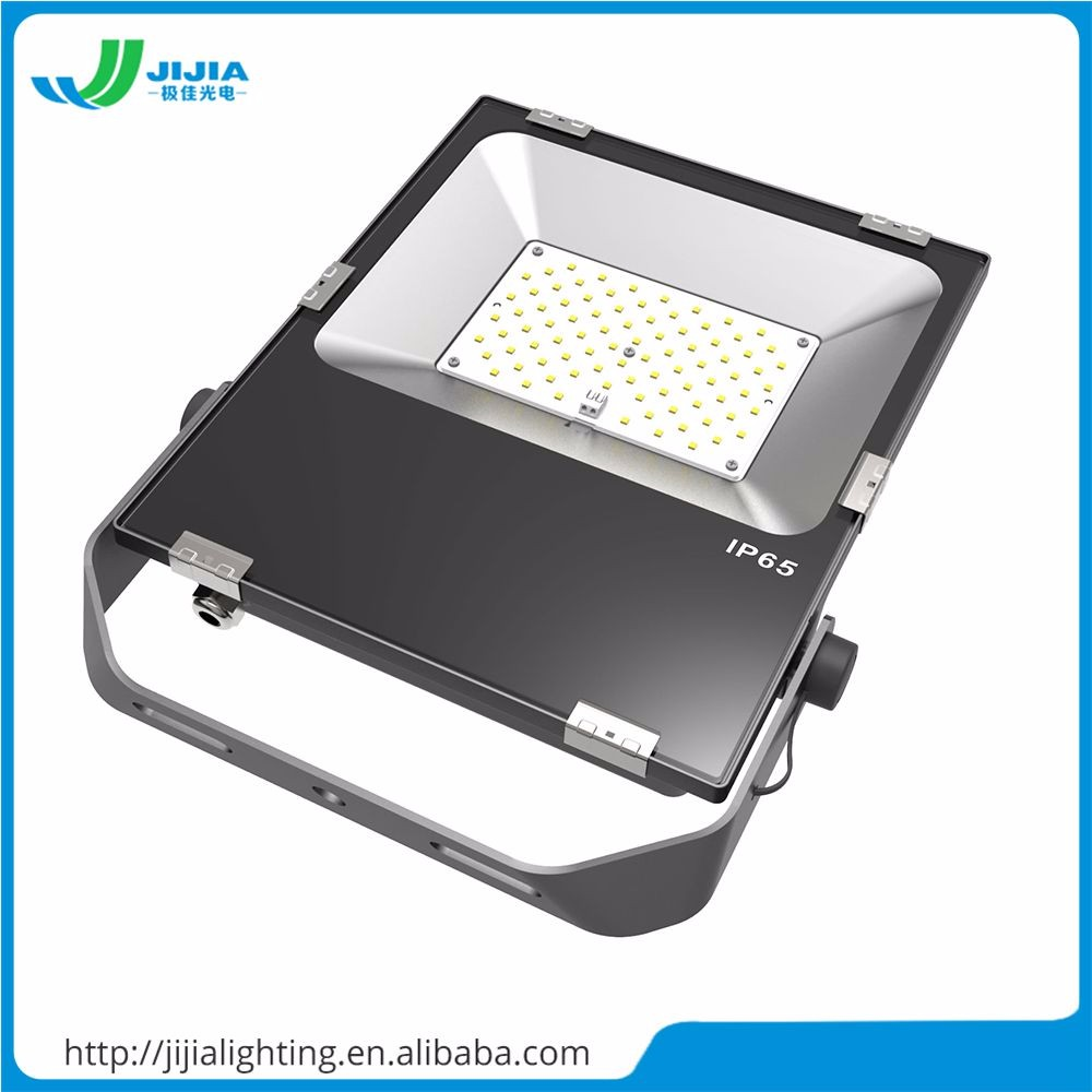 CE, ROHS Die Casting Aluminum popuar custom led flood lighting 80 watt