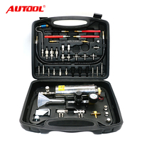 Autool C100 Non-Dismantle Gasoline Injector Fuel System gasoline injector tester and cleaner tool kit