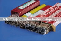 Low heat input Non-machinables cast Iron welding electrode for economy welding and repair.