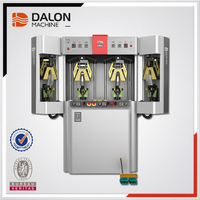 Dalong F2 Shoes Backpart Moulding Machine shoe-making machine