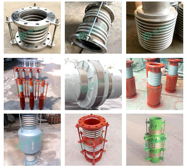 High quality weld metal bellow