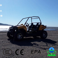 China 4-stroke oil-cooled with strong driver utv farm working vehicle