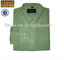 2015 High Quality Standard Fast Delivery 100% Cotton Casual Fashion Mens Shirts Wholesaler from China