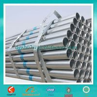 galvanized hollow section steel tubing/galvanized iron pipes/galvanized welding
