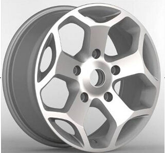 High performance cheap car aluminum alloy wheels from wheel factory F6020138