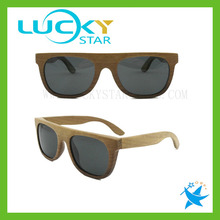 Polarized black walnut wood sung lasses custom handmade wooden sunglasses private lable