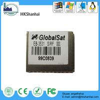 Hot globalsat EB-3531 smallest sirf star iii gps chipset gps module