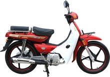 Luojia 50cc 90cc 110cc C90 cub Motorcycle for Morocco market