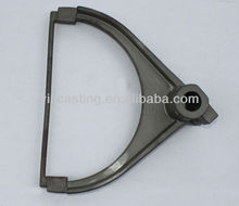 shift fork precision steel casting OEM China casting manufacturer