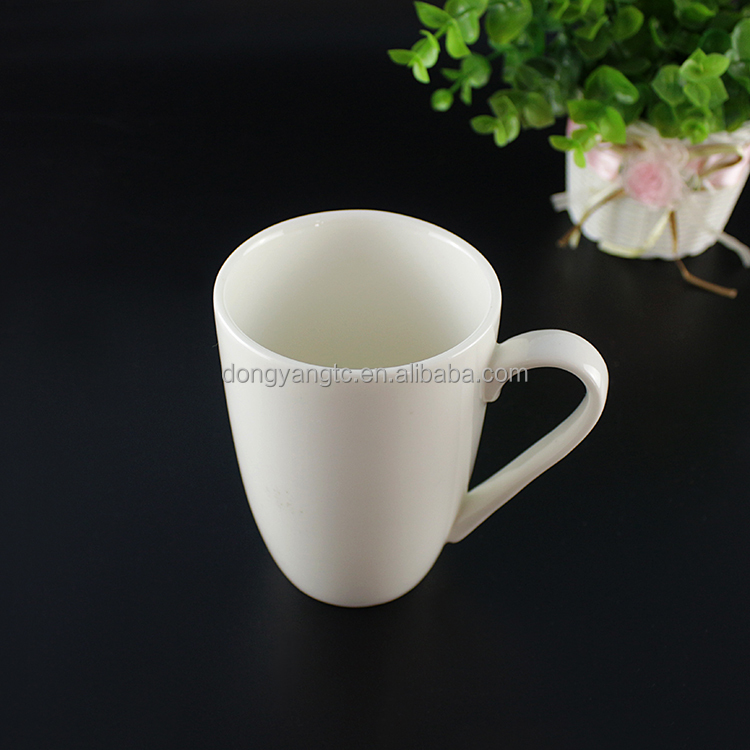 10oz porcelain oem thin novelty mug plain white small bottom ceramic drinkware milk christian walmart chunk chaozhou indoor mugs