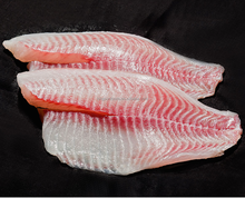 Hot Sell IQF Best Fresh Frozen Black Red Farm Raised Organic Tilapia