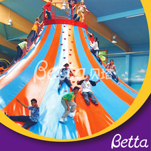 Various color multi style volcano climbing indoor playground equipment prices