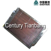 Best quality heavy truck part for HOWO truck Radiator assembly WG9719530230