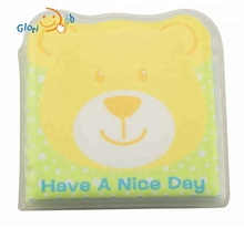 Waterproof Baby soft Educational toy Baby animal bath book