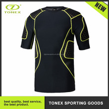 Wholesale Dry Fit Fitness Workout Clothing Men Sports Wear for anticollision