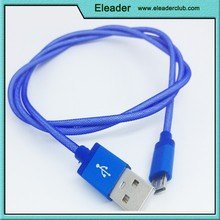 Strong and colorful for samsung galaxy s3 s4 micro usb data charging cable