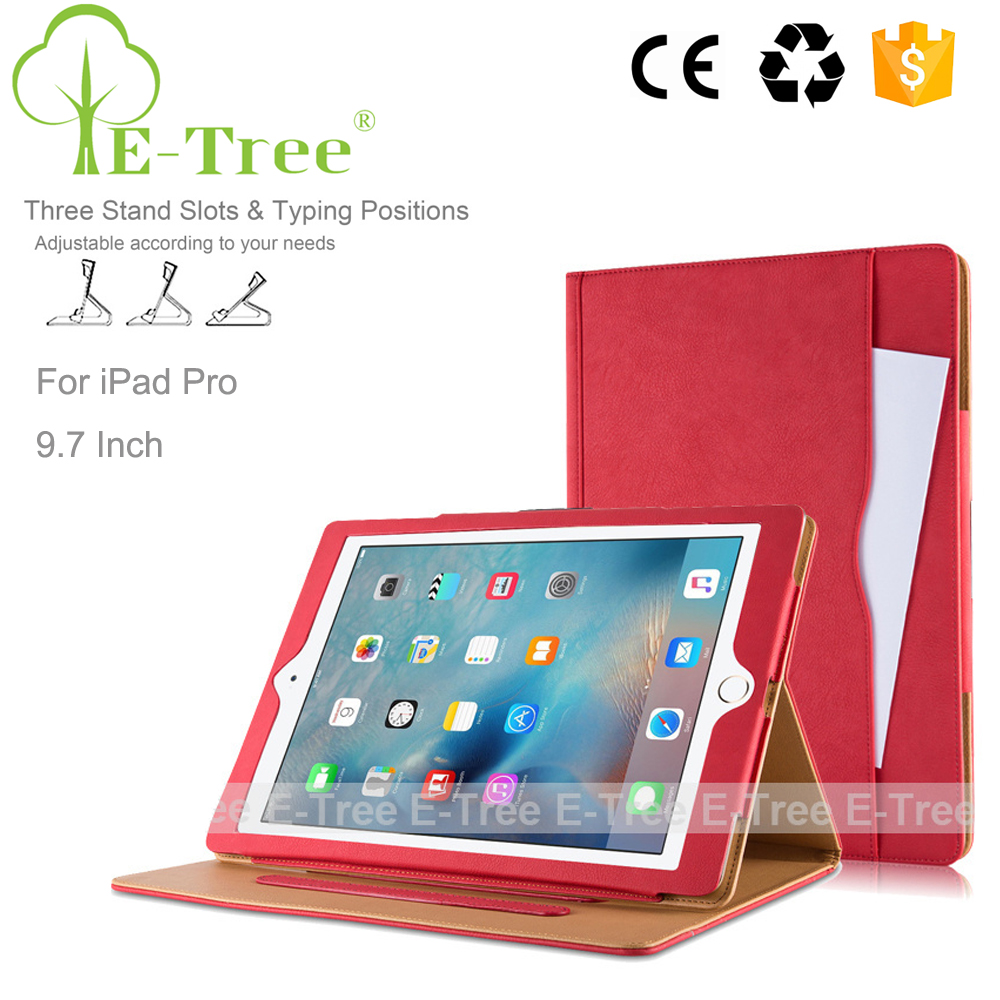 9.7 Inch Leather Case For iPad Air 2 Cover With Flip Smart Sleep Wake Up