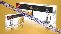 LUSTY PASSION FRUIT SHISHA TOBACCO MOASSEL FLAVOUR MUJEEBSONS SOPHIES 10X50 GRAMS