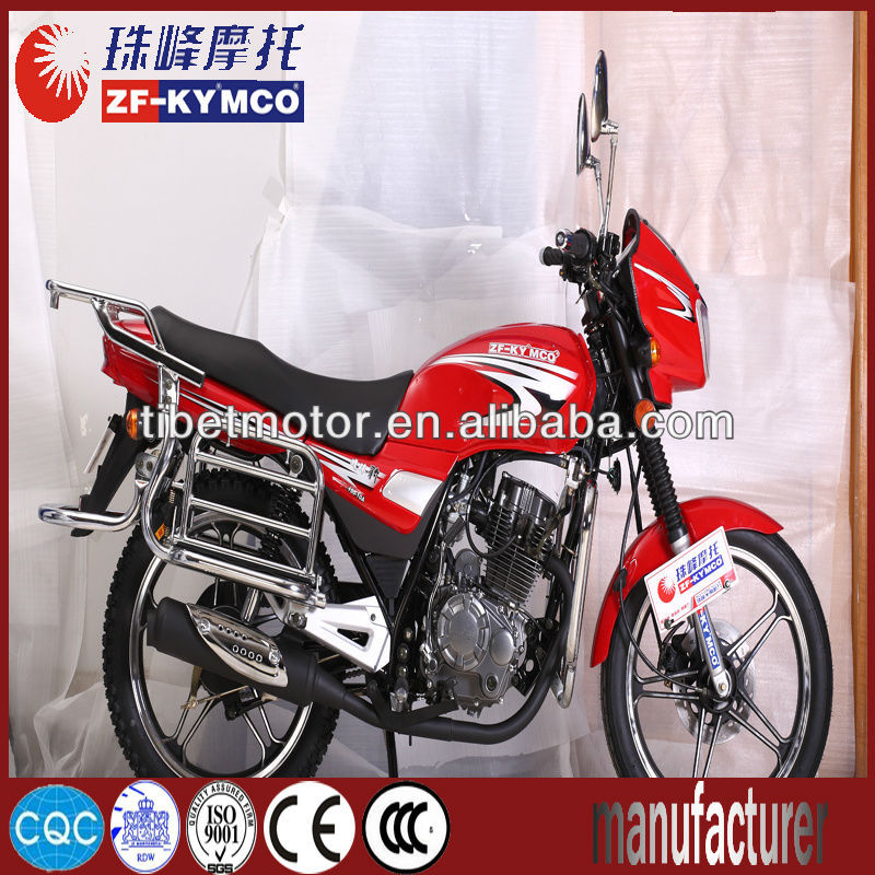 EEC certification 125cc cheapest motorcycle ZF125-2A(II)