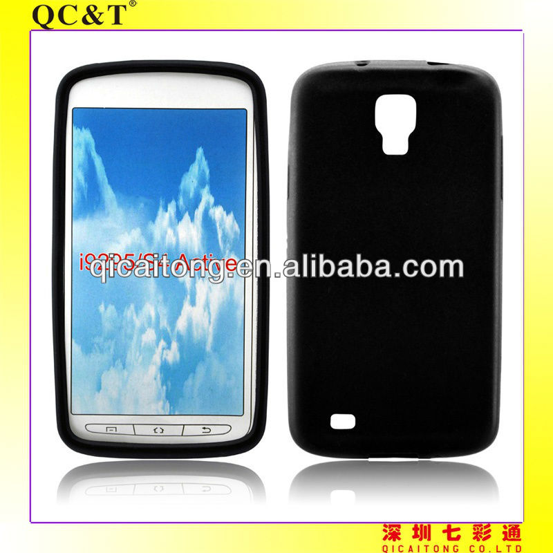 tpu phone case /silicone case for I9295/GALAXY S4 ACTIVE