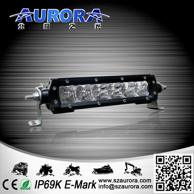 auto 24v off road 6'' 38inch led light bar