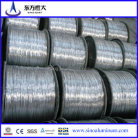 china supplier 99.7% aluminum,1370 12mm aluminum wire rod for cable