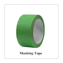 Waterproof automotive Abro decoration Paper masking tape micro spray tape