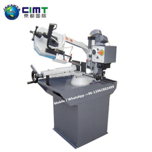 CIMT Brand mini band saw for metal