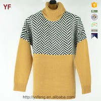 Sweater Price Wool High Neck Men Turtleneck Sweater