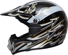 Newest Product Off-road helmets for Motorcycle with DOT certificate